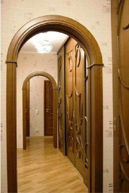 Дверний отвір без дверей