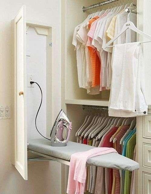 Як вибрати прасувальну дошку для дому