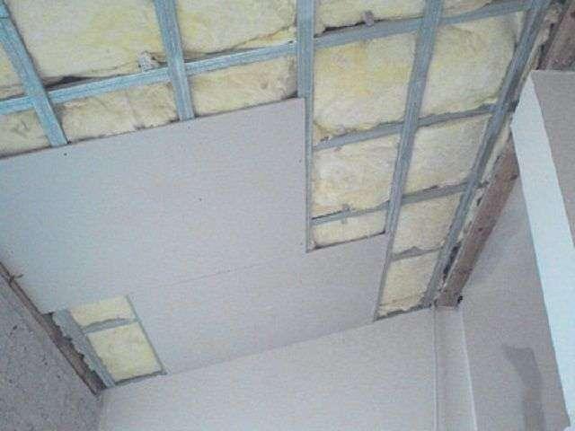 Як правильно утеплити стелю під холодним дахом