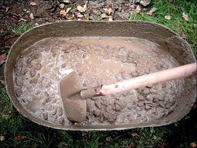 Глина для кладки печей