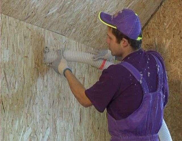 Утеплювач для стін всередині будинку на дачі