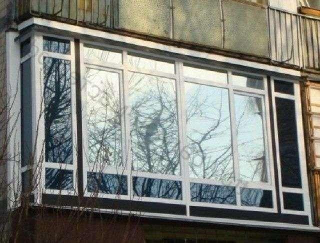 Тонування вікон і балконів плівкою