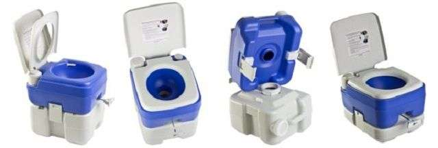 Біотуалети для будинку як користуватися
