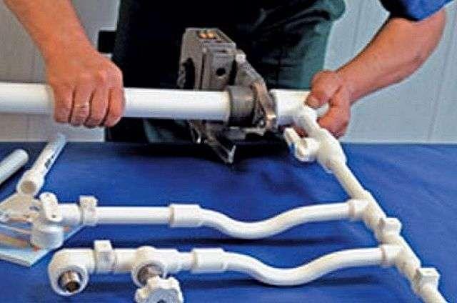 Труби поліпропіленові для опалення технічні характеристики