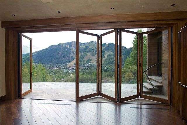 Розсувні вікна для тераси
