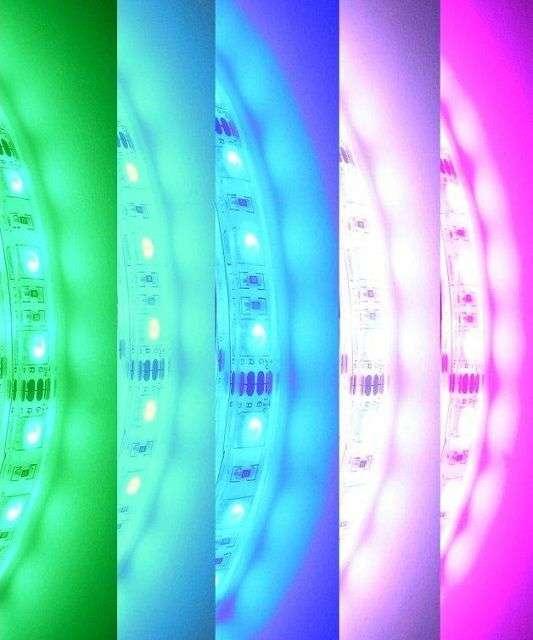 Світлодіодна стрічка для підсвічування стелі