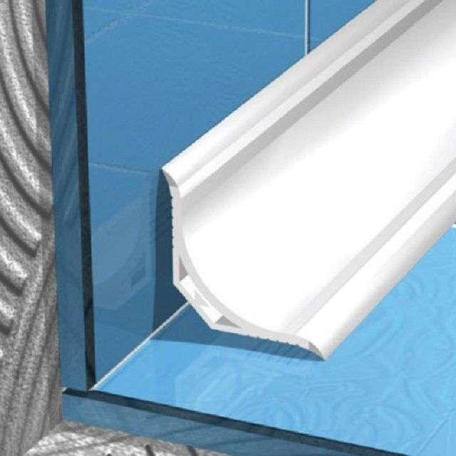 Як встановити ванну пластиковий куточок
