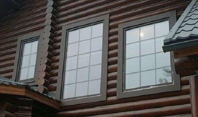 Наличники на пластикові вікна