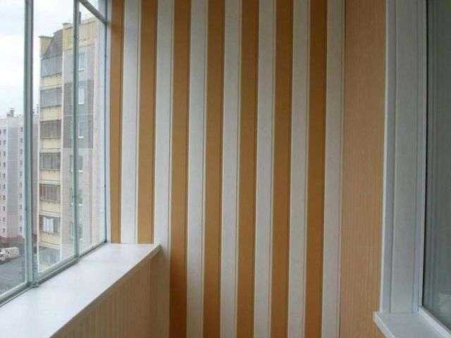 Оформлення балкона або лоджії