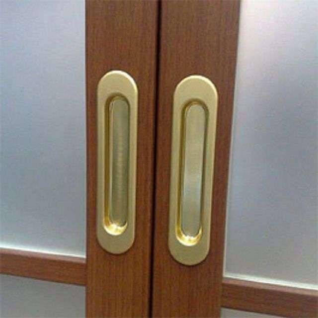 Розсувні двері на роликах своїми руками