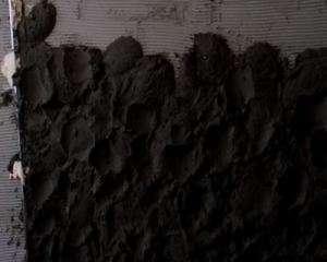 Штукатурка стін з газобетону всередині приміщення