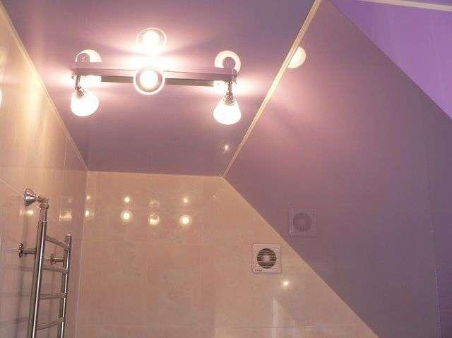 Світильники для ванної кімнати вологозахищені