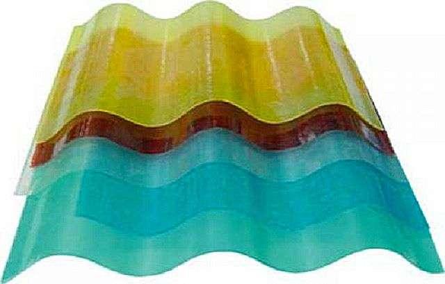 Пластиковий шифер: різновиди та інструкція по монтажу