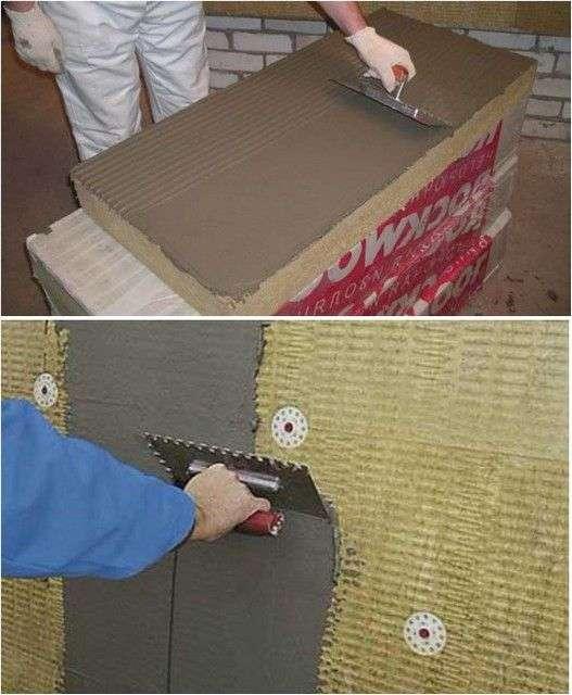 Утеплювачі для зовнішніх стін будинку