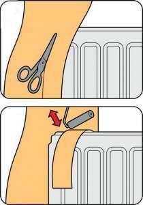 Як клеїти вінілові шпалери