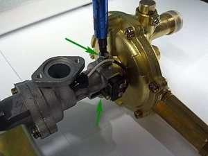Газова колонка Нева 4511 ремонт своїми руками
