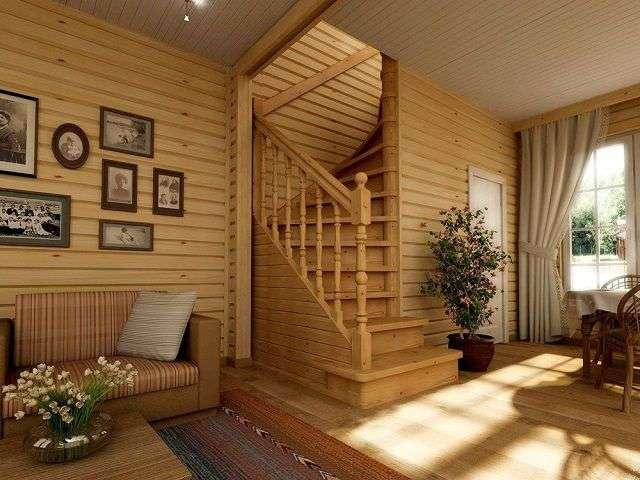 Як оформити простір під сходами