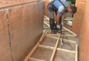 Підлога на балконі з чого зробити