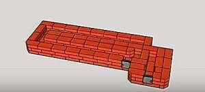 Ракетна піч своїми руками креслення і процес виготовлення