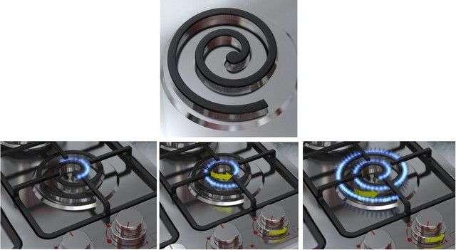 Газова варильна поверхня 4 конфорки як вибрати