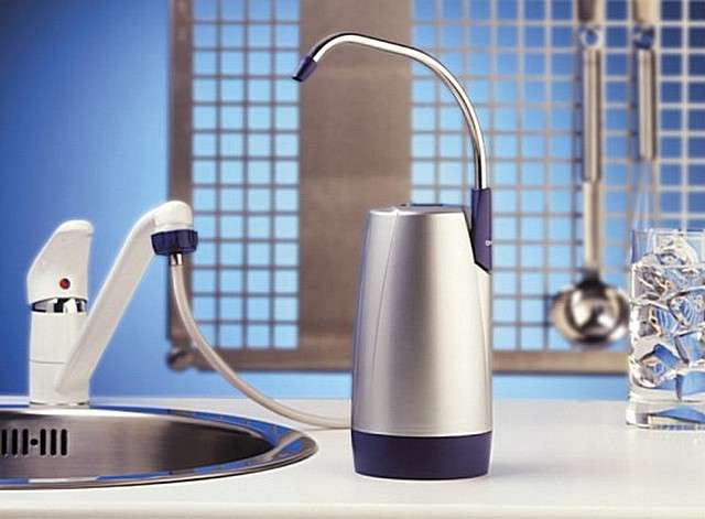 Як вибрати фільтр для води