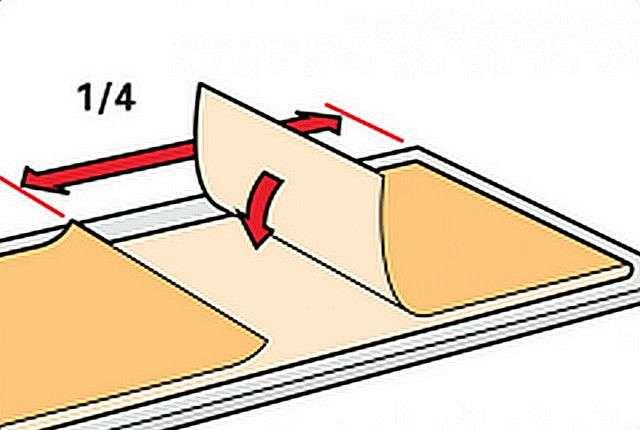 Як клеїти шпалери