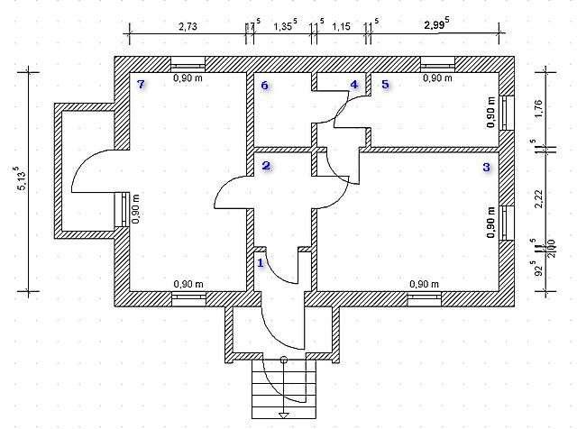 Калькулятор розрахунку необхідної потужності газового котла