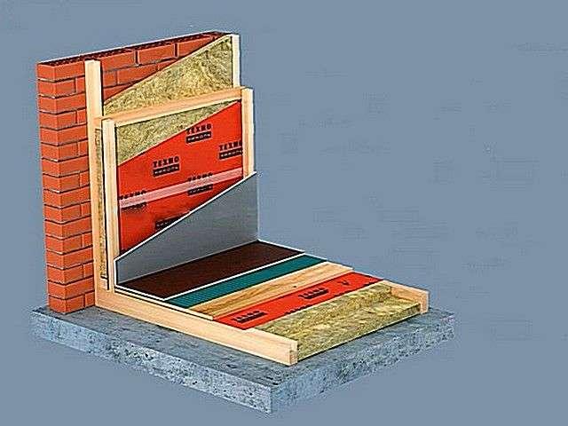 Як правильно утеплити лоджію зсередини