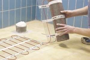 Плитковий клей для теплої підлоги який краще