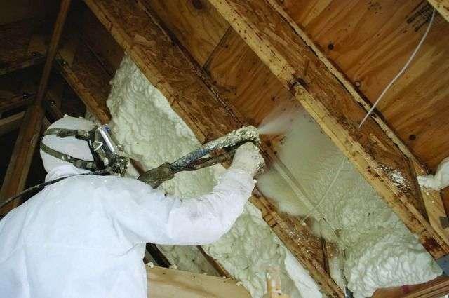 Як утеплити дах лазні своїми руками