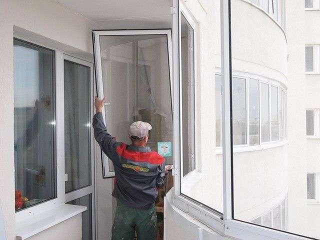 Утеплення балкона своїми руками