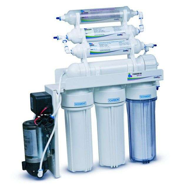Який фільтр для води вибрати під мийку