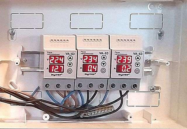 Стабілізатор напруги 220 В для дачі який вибрати