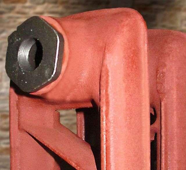 Чавунний радіатор МС 140 технічні характеристики